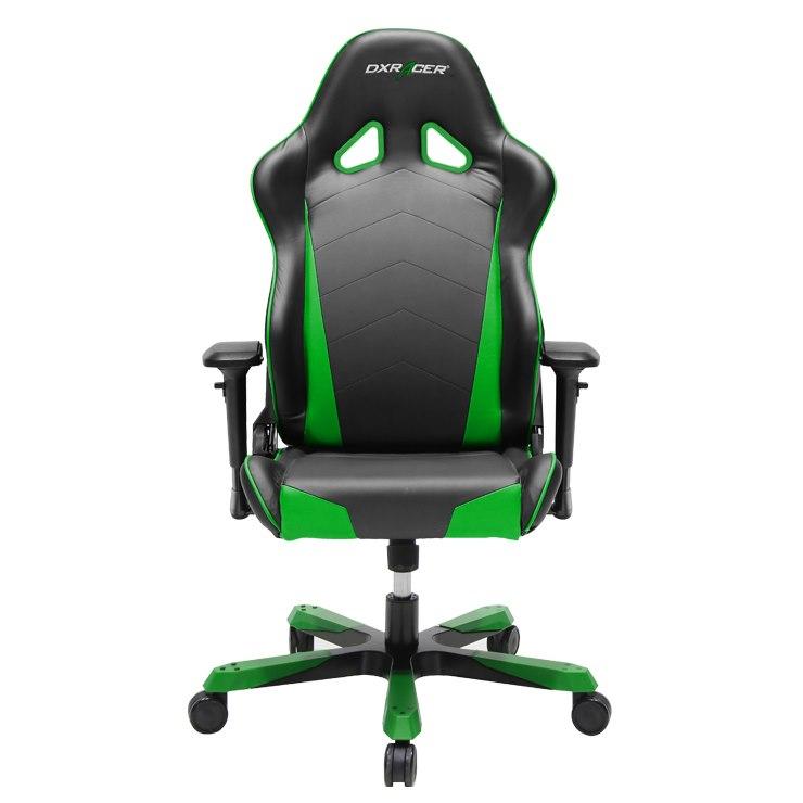 DXRacer TS29 Tank Series Gaming Chair – Black &Amp; Green