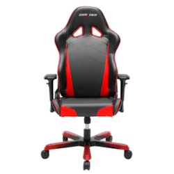 DXRacer TS29 Tank Series Gaming Chair – Black &Amp; Red