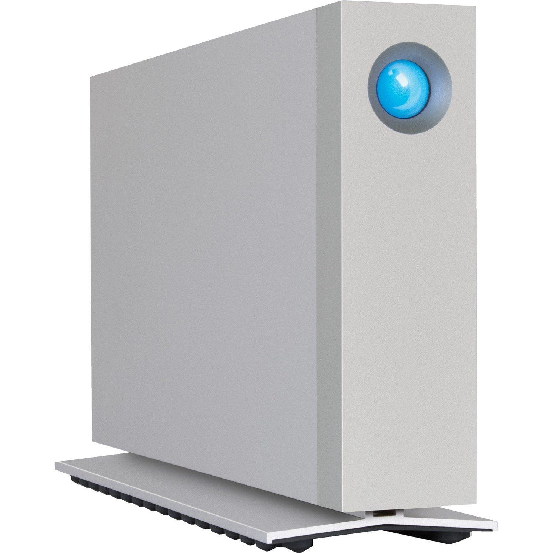 LaCie d2 STFY10000400 10 TB External Hard Drive - Desktop