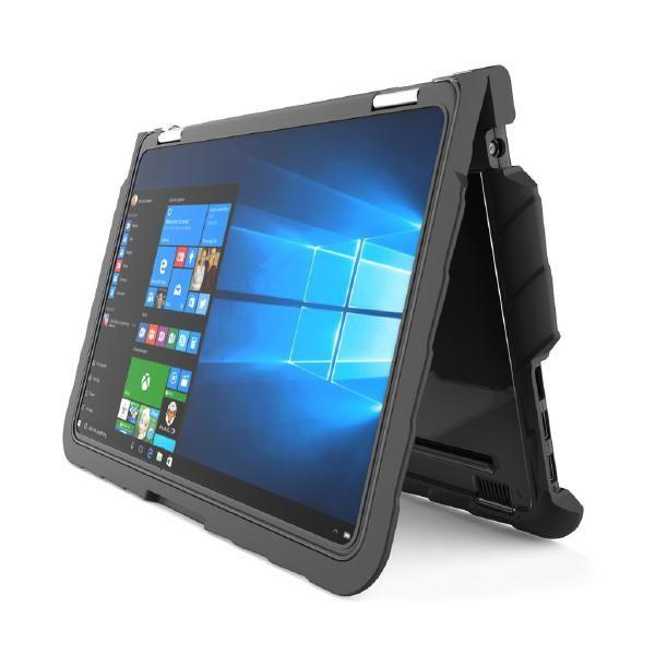 Gumdrop DropTech HP ProBook 11 x360 G1 / G2 EE Case - Designed for HP ProBook 11 x360 G1 / G2 EE (VPN: 1EK09PA, 2RP74PA, 1EK13PA, 2SR92PA, 2RP73PA)