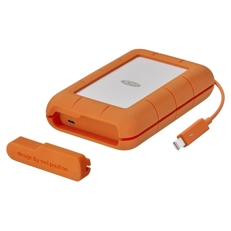 LaCie STFS2000800 2 TB External Hard Drive - Portable