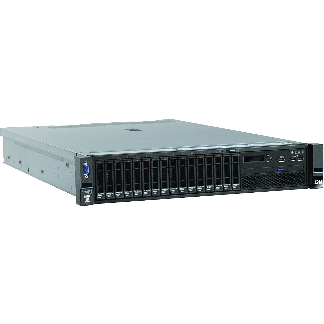 Buy Lenovo System x x3650 M5 887110X 2U Rack-mountable ...