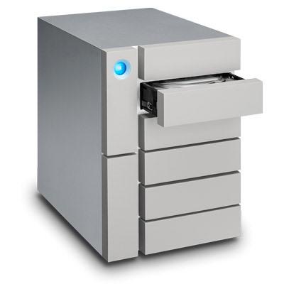 LaCie 6big STFK24000400 6 x Total Bays DAS Storage System - External