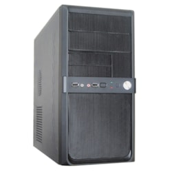 Aywun 210 Matx Integrator's Case With 500W Psu, 24Pin Atx, 1X Usb3 +1X Usb2 Front HD Audio, 2 YRS Warranty