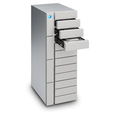 LaCie 12big STFJ72000400 12 x Total Bays DAS Storage System - External