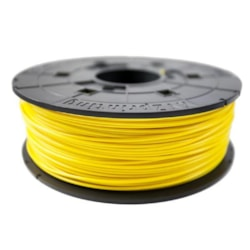 XYZPrinting Refill Abs Neon Yellow 600G For Pro Series