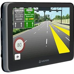 Navman MY670LMT Automobile Portable GPS Navigator - Portable, Mountable