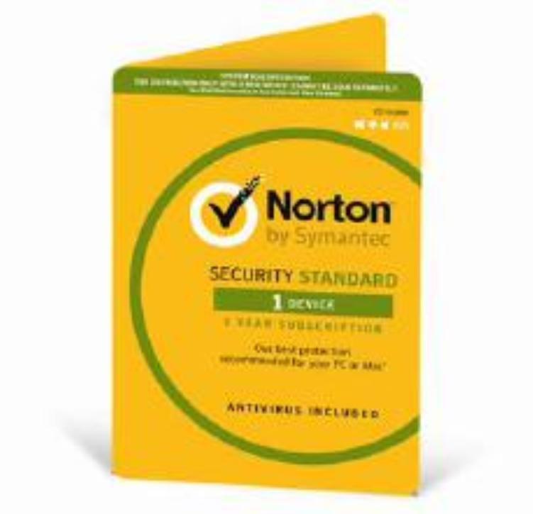 Norton Bundle 5 X Norton Securitystd-1L