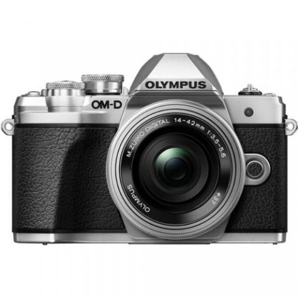 Olympus Om-D E-M10 Mark Iii Silver SLK