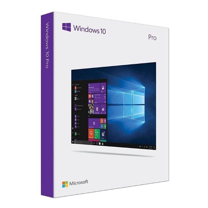 Microsoft Win Pro 10 32-Bit/64-Bit Eng Intl Usb RS