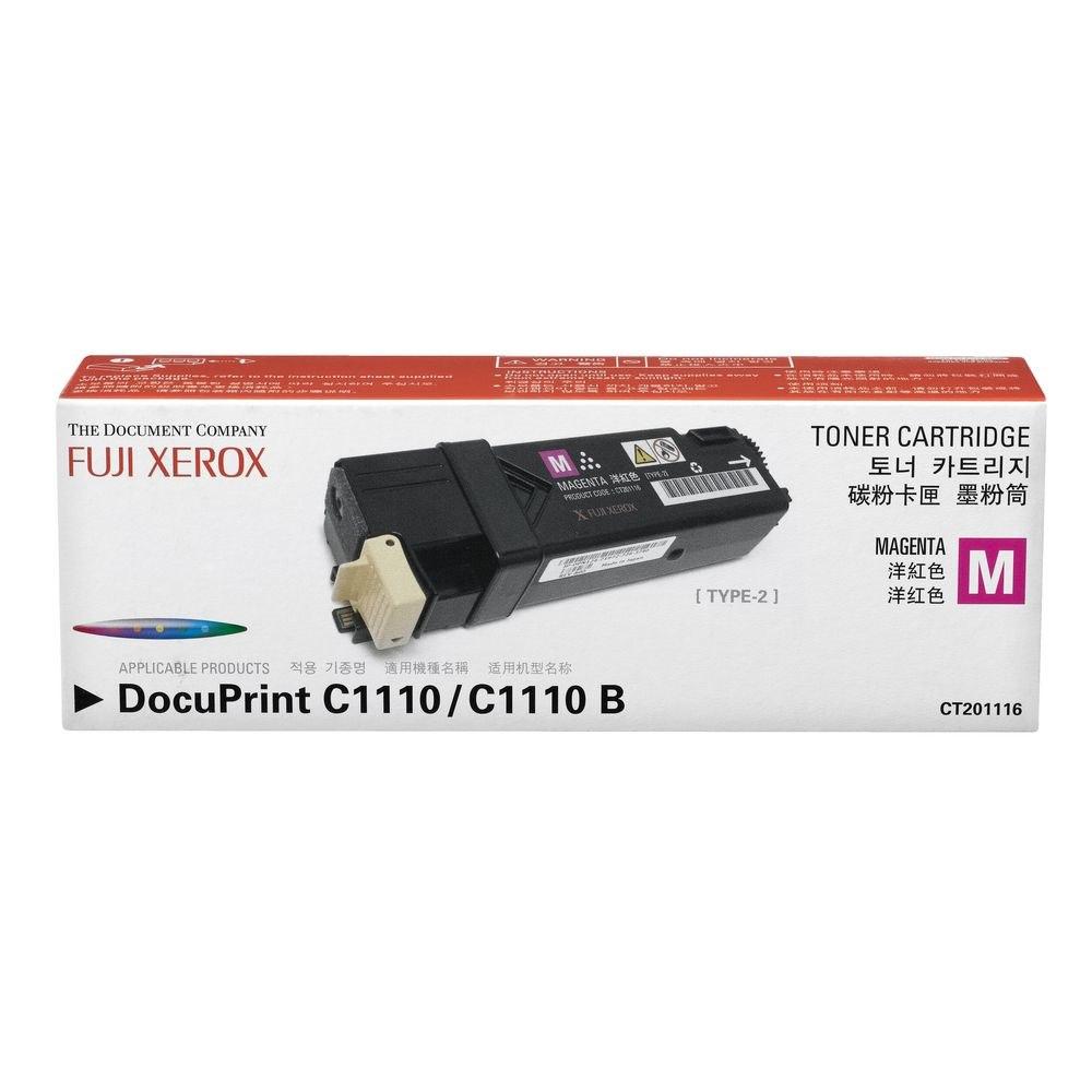 Fuji Xerox DPC1110/B: Magenta Toner 2K Damaged Packaging