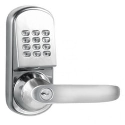 HoneyWell Zwave Door Lock SGL Latch