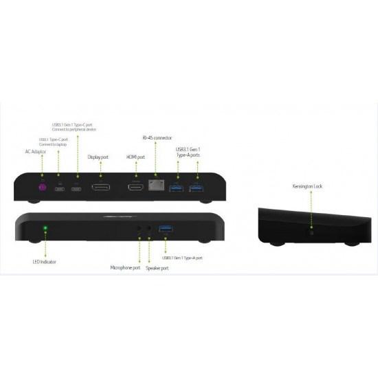 Acer Usb Type-C Docking Station