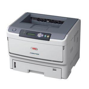 Oki B820N A3 Mono Digital Page Printer With Network
