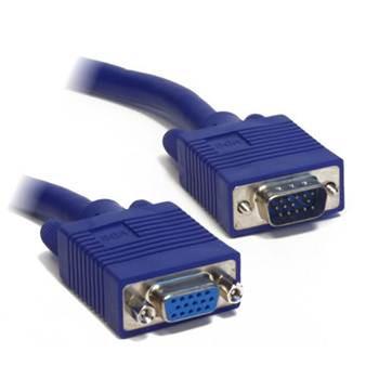 Ritmo VPMF05 Vga Premium Monitor Extension Cable, 5M, M/F