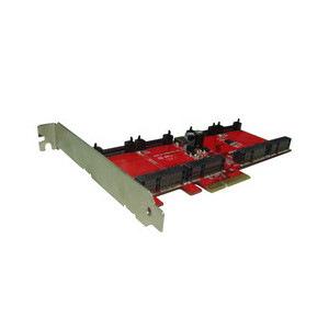 Condor Lype125 Ahci 6Gbps Raid 4X Msata Low Profilce PCIe 2.0 Host Adapter