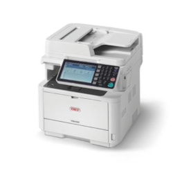 Oki MB492DN Mono A4 Multifunction, 40PPM, Print, Scan, Copy, Fax With Duplex And Network