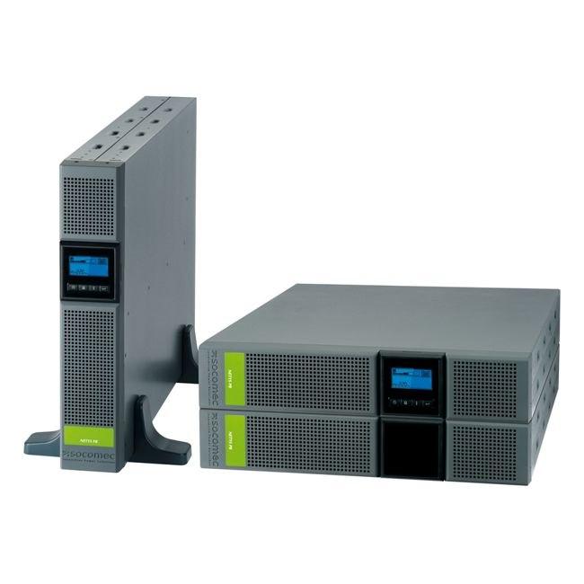 Socomec NPR-2200-RT NeTYS PR PT 2200Va Tower/Rack Pure Sinewave Line Interactive Ups With Avr