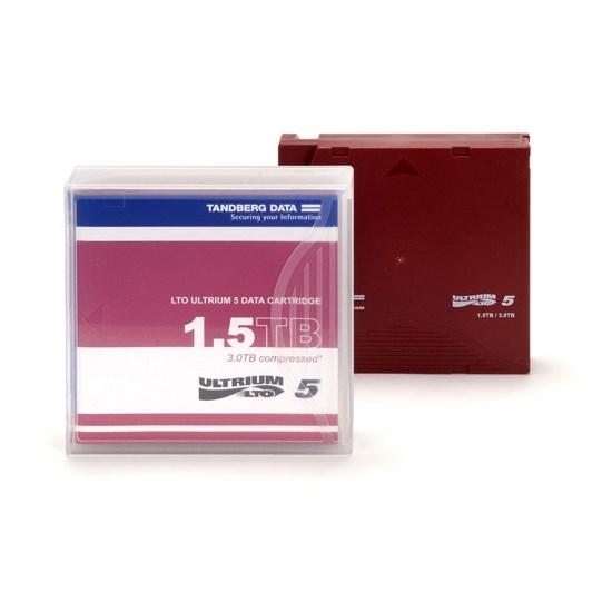 Tandberg Ultrium Lto5 1500GB-3000GB Data Cartridge