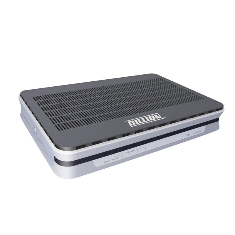 Billion Bipac8900xr3, Triple-WAN 3G/4G, Vdsl2/Adsl2+ Fibre Broadband Modem Router