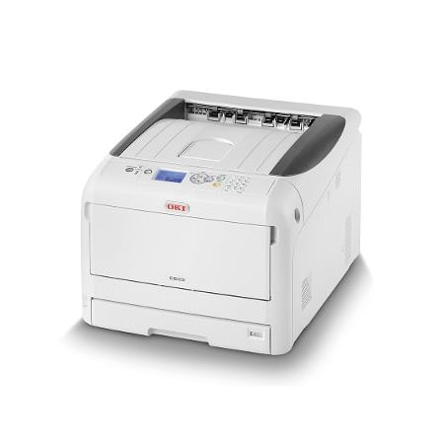 Oki C833N Colour Led Printer With Network