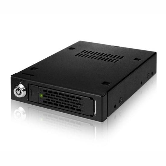 "Miscellaneous ToughArmour Icy Dock Mb991ik-B Single Bay 2.5"" Sas/Sata HDD & SSD Mobile Rack For 3.5 Device Bay"""
