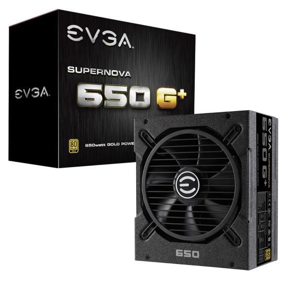 Evga Psu (Full-Modular), 650W, 80+ Gold