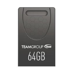 Team Group Metal Usb Drive 64GB, C157,