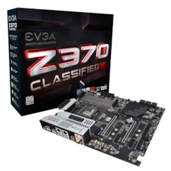 Evga Z370 Classfied K Motherboard