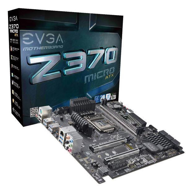 Evga Z370 Micro Motherboard