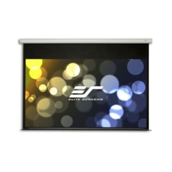 "Elite Screens 141"" Motorised 16:9 Projector Screen, Floating Wall Mount Ir, RF, & 12V, Powermax Pro"