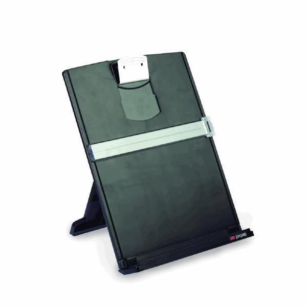 3M DH340MB Desktop Document Holder Black