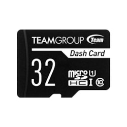 Team Dash Card 32GB Ush-1 Micro SD Card