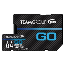 Team Go Card 64GB Micro SD Card