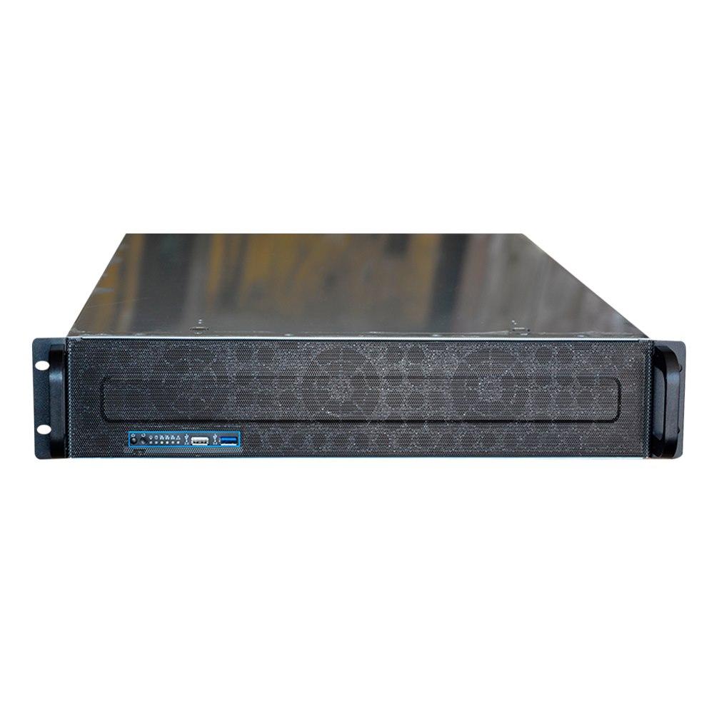 TGC Rack Mountable Server Chassis Case 2U 650MM Depth - No Psu