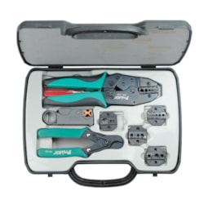 Pro'sKit Coaxial Crimping Tool Kit