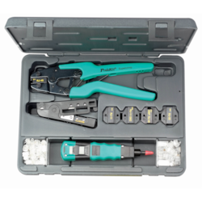Pro'sKit Professional Twisted Pair Installer Kit