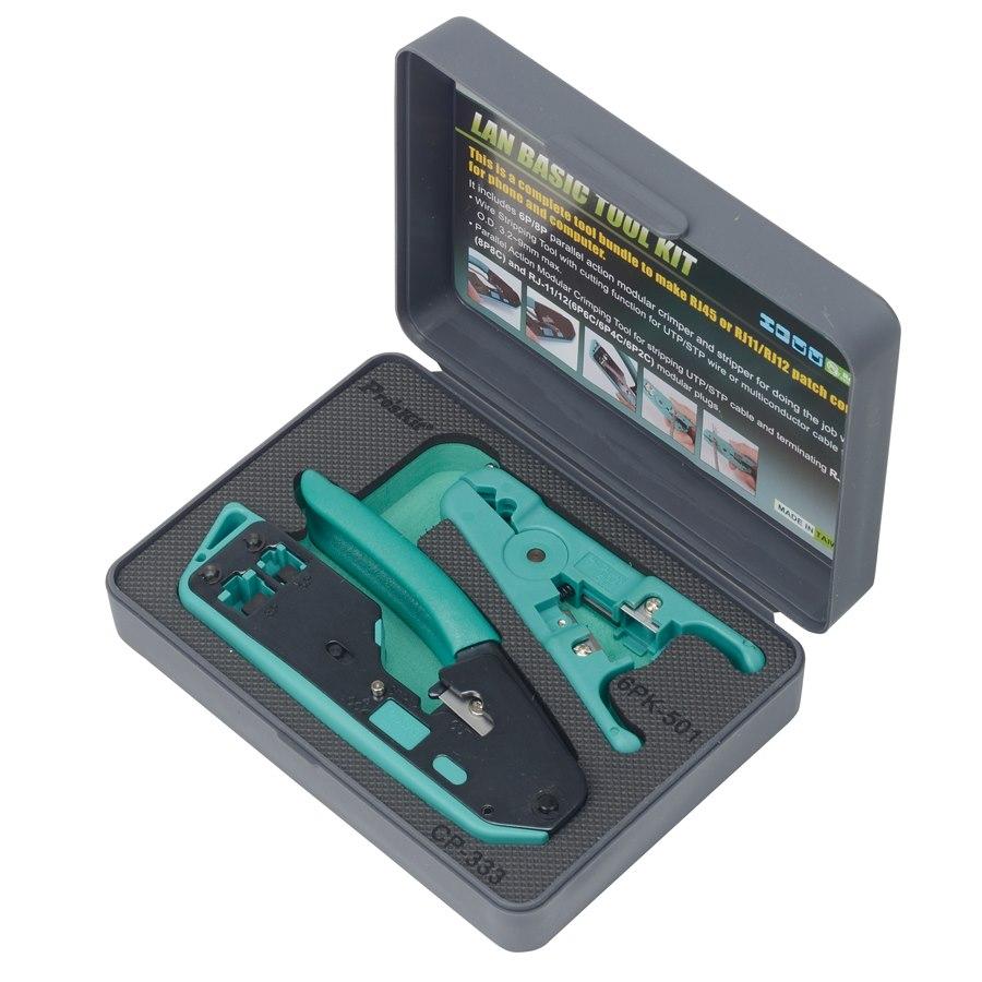 Pro'sKit Lan Basic Tool Kit