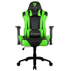 ThunderX3 TGC12 Series Gaming Chair - Black/Green