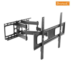 """Brateck Economy Solid Full Motion TV Wall Mount For 37""""-70"""" Led, LCD Flat Panel TVs"""