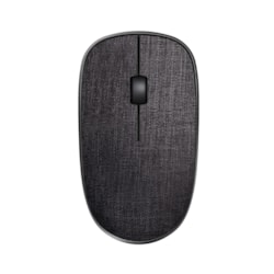 Rapoo 2.4G Wireless Fabric Optical Mouse Black