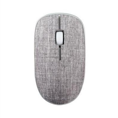 Rapoo 2.4G Wireless Fabric Optical Mouse Grey