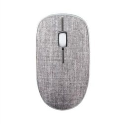 Rapoo 2.4G Wireless Fabric Optical Mouse Grey