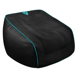 ThunderX3 DB5 Console Bean Bag - Black/Cyan