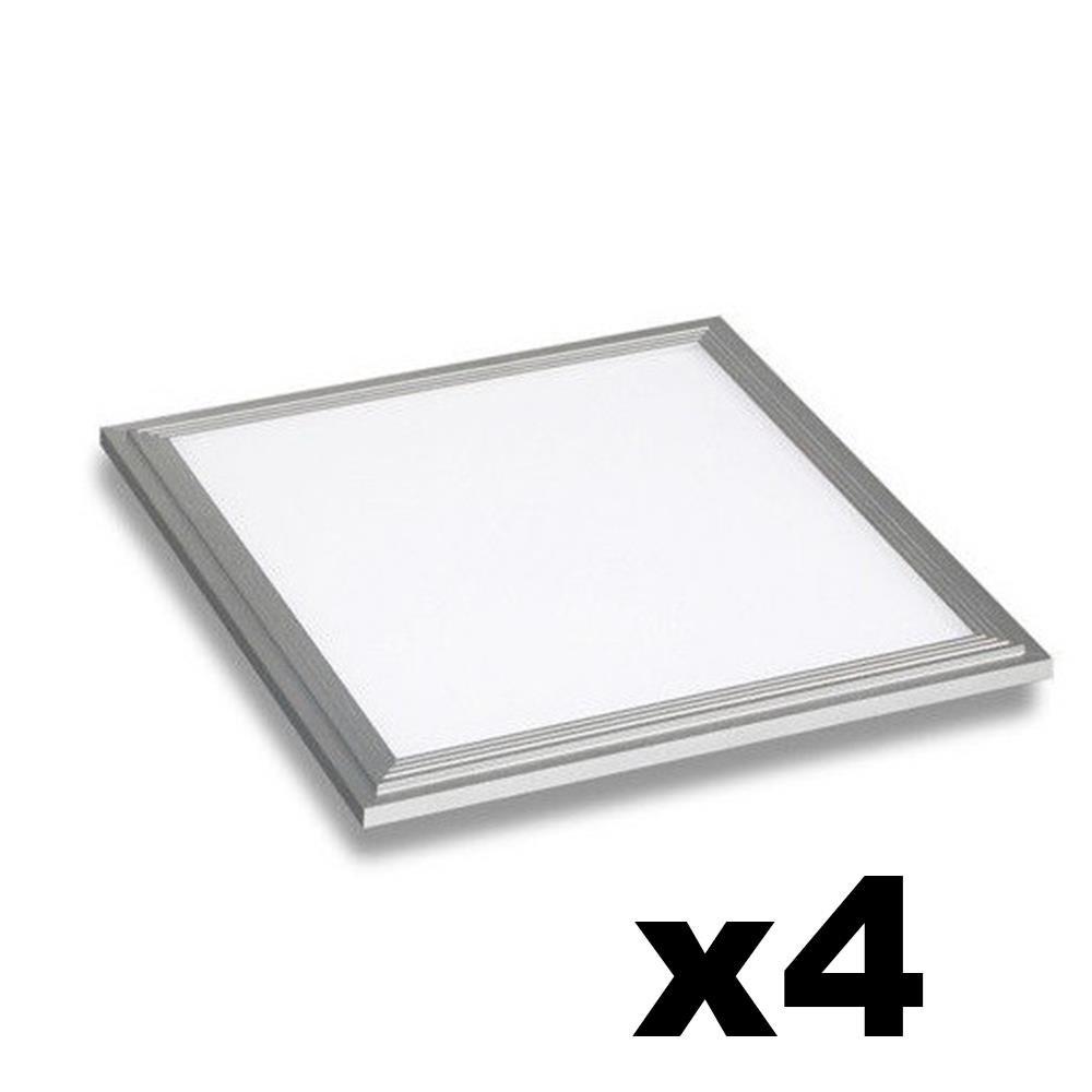 LEDware Omnizonic Led 4 Pack - Panel 20W 4000K 1300Lm At 300 X 300MM