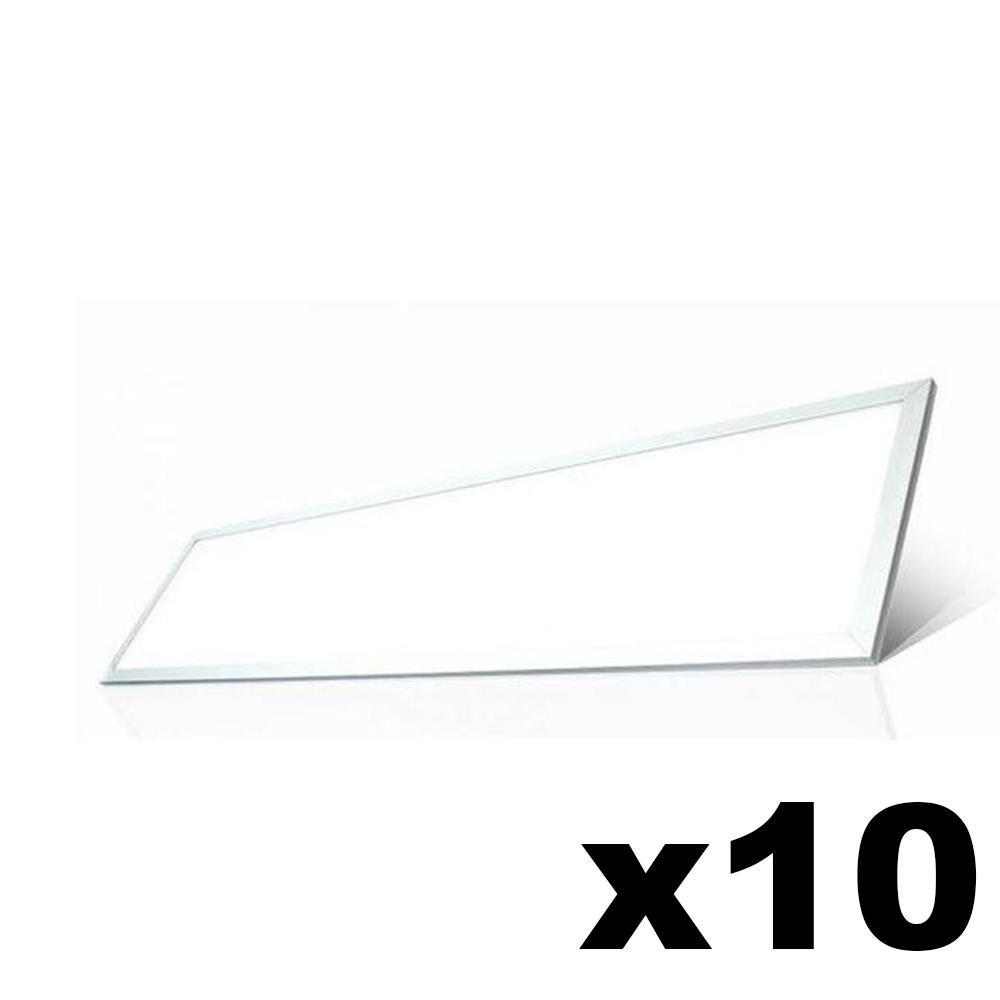 LEDware Omnizonic Led 10 Pack - Panel 42W 4000K 2700Lm At 1200 X 300MM