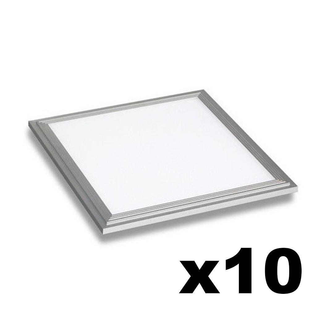 LEDware Omnizonic Led 10 Pack - Panel 20W 4000K 1300Lm At 300 X 300MM