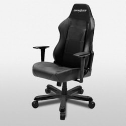 DXRacer WZ0 Wide Series Gaming Chair With Neck/Lumbar Support - Black