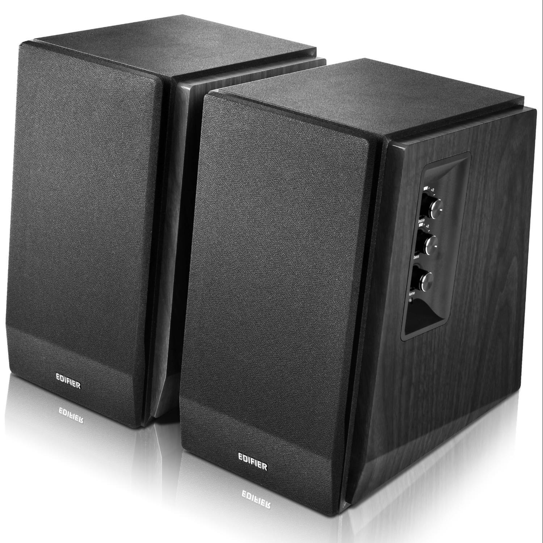 Edifier 'R1700BT' - 2.0 Lifestyle Studio Speakers, Bluetooth Black