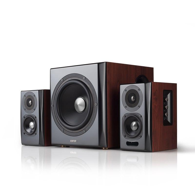 Edifier S350DB Bookshelf Speaker And Subwoofer 2.1 Speaker System